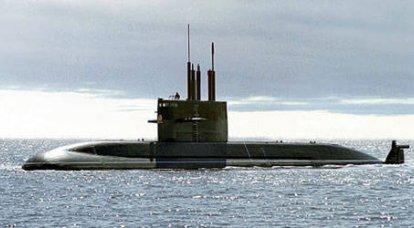第4世代のロシアのディーゼル電気潜水艦は根本的に新しい船になるのだろうか?
