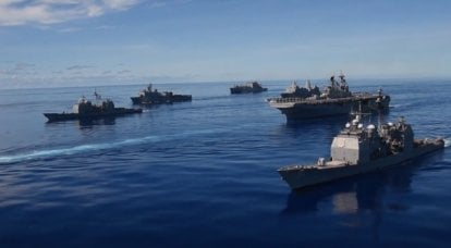 """""""To Confront China"""": US May Deploy New Permanent Naval Group in Pacific"""