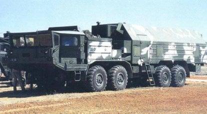 "SV"" Polyana-D4""防空高空导弹旅的自动控制系统"