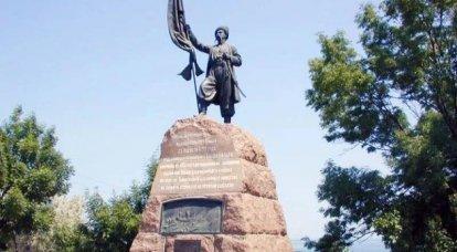 Le sort des cosaques de Zaporozhye
