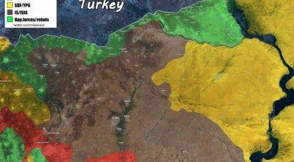क्या रूस ने सीरिया में तुर्की की कार्रवाई को मंजूरी दी है? अमेरिकी दृष्टिकोण