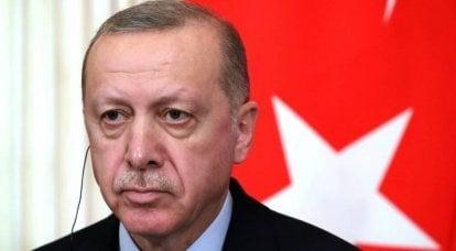 इस्लामी युद्ध। अशुभों की अंगूठी में तुर्की