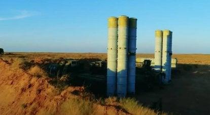 미국 언론 : 북부 아프리카에서 재래식 S-400 방공 시스템 파괴 훈련이 진행 중