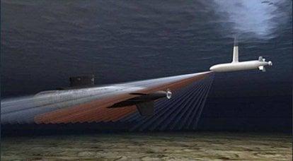 Sur la protection anti-torpilles des sous-marins russes