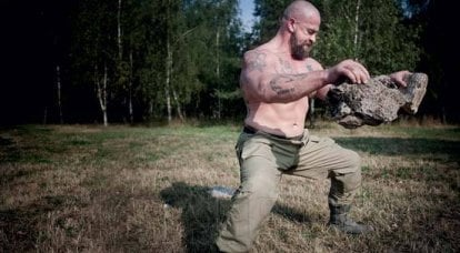 GRU special forces training
