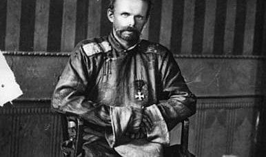 Baron Ungern im Kampf um die Weltmonarchie