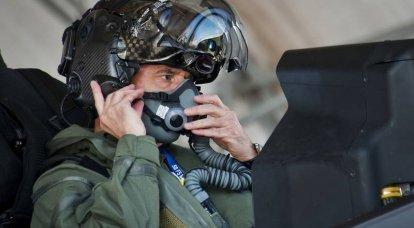 Lockheed Martin resolveu o problema com o capacete dos pilotos F-35