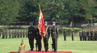 世界の軍隊。 トルコ陸軍