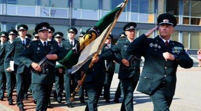 リトアニア国境サービスはカラシニコフアサルトライフルを拒否します