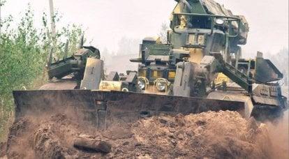 通用战斗机工程部队(工程车辆衬里IMR-2)
