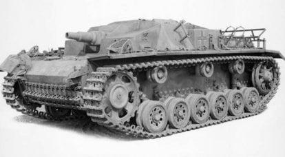탱크에 대한 기관총으로. 1942 독일 갑옷에 대한 소련 엔지니어