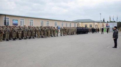 Aliyev hat am 10. November in Aserbaidschan den Tag des Sieges ins Leben gerufen