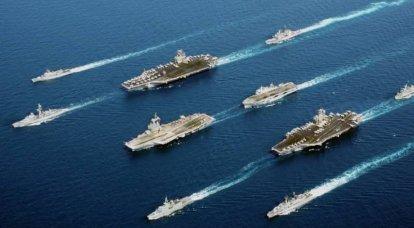 Los buques de guerra más grandes de nuestro tiempo.