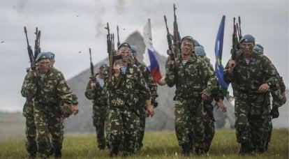 为什么西方不明白俄罗斯士兵如何打架? 关于笔记的说明