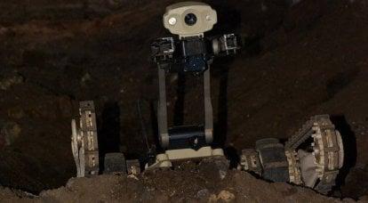 加沙地带下的以色列机器人