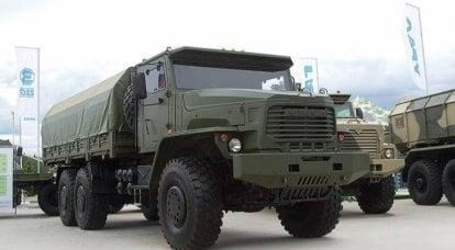 Gli Urali stanno ingrassando: le famiglie Motovoz e Tornado