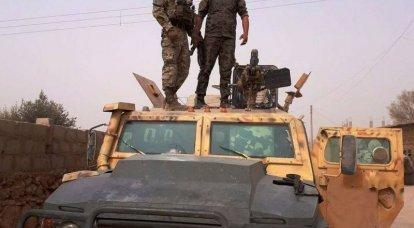 La red discute la foto del vehículo blindado Tiger en alteraciones en colores inusuales