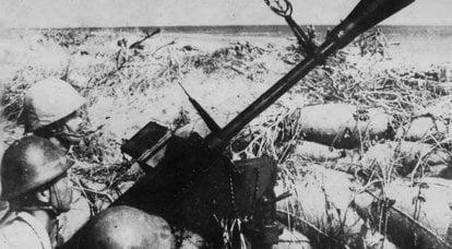 第二次世界大战期间的日本防空防御。 部分1