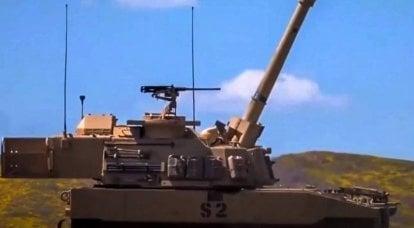"""""""最强大的自行榴弹炮"""":美国陆军接收了新的""""圣骑士"""""""