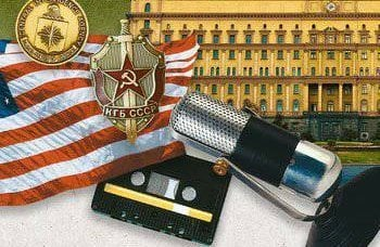 """""""Fantomas"""" of the KGB and the CIA"""