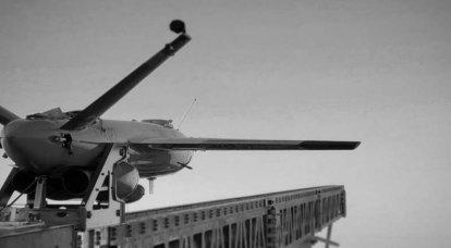 """Un altro """"fedele seguace"""". UAV Kratos Air Wolf ha iniziato i test di volo"""