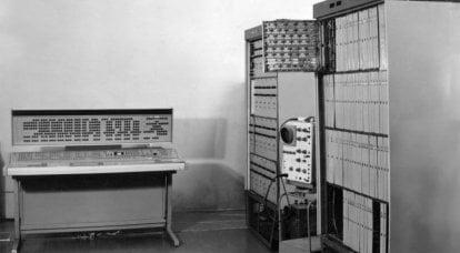 Die Geburtsstunde des sowjetischen Raketenabwehrsystems. Größter modularer Computer