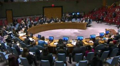 俄罗斯呼吁联合国安理会同仁谴责乌克兰武装部队破坏者对LPR一处哨所的袭击