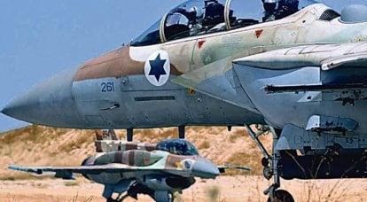 이스라엘 군대. 새로운 전쟁 직전의 짧은 검토