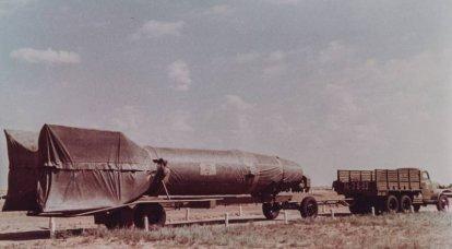長距離弾道ミサイルP-1