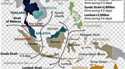Ist Myanmar Panama heute? ..