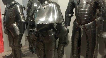 Armor for combat