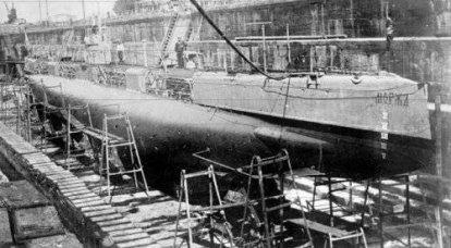 ロシアの潜水艦艦隊(パート3)