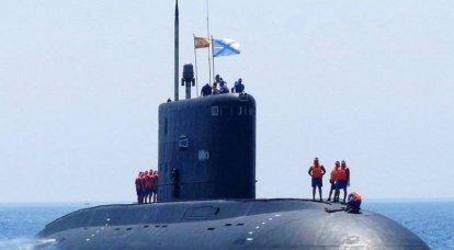 La composante sous-marine de la flotte de la mer Noire a mis l'avion anti-sous-marin de l'US Navy aux oreilles près de Chypre. Que se passe-t-il en Méditerranée orientale?