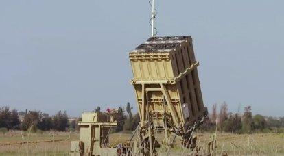 """यूक्रेन में, इजरायली मिसाइल रक्षा प्रणाली """"आयरन डोम"""" खरीदने के लिए एकत्र हुए"""