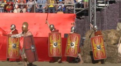 Gladiatori e combattimenti tra gladiatori: uno sguardo al passato