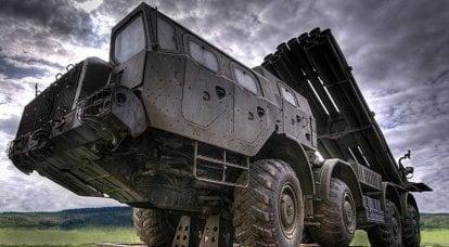 """""""Tornado-S""""は軍隊に行き、埋め立て地に送られます"""