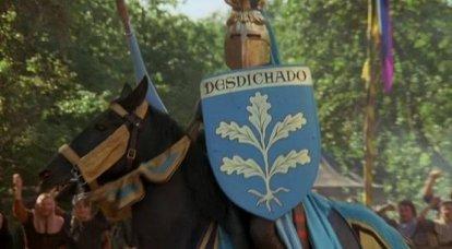 Heraldik: Abzeichen und Nebenlinien der Gattung