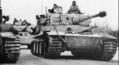 탱크. 기습 공격. 시나리오 승리