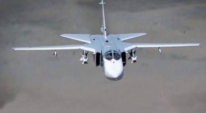 Tourné sous différents angles: détails de l'attaque des MANPADS contre le bombardier russe Su-24
