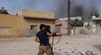 सीरियाई सेना हसेक प्रांत में तुर्की समर्थक आतंकवादियों के हमले को दोहराती है