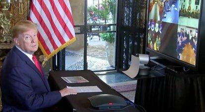 Amerikan Barış Güvercini: Trump ABD'yi Yeni Bir Savaştan Kurtaracak