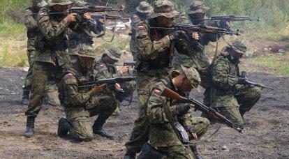 A probabilidade de um conflito militar entre a Polônia e a Bielo-Rússia: comparando as chances das partes