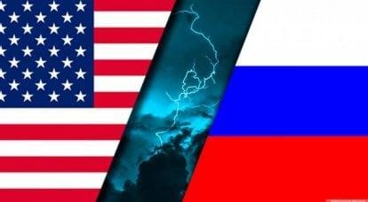 Russia e ambiente ostile. Direzione principale dell'impatto