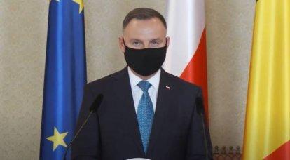 पोलैंड के राष्ट्रपति: मुझे गर्व है कि पोलिश और अमेरिकी पैराट्रूपर्स संयुक्त रूप से नाटो अभ्यास के हिस्से के रूप में उतरे हैं