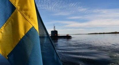 瑞典军事预算:昂贵的国防