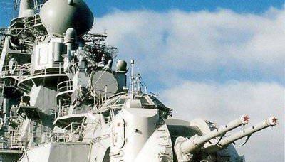 A-192:新しい船のための新しい砲兵