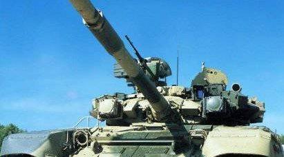T-90 vs. Abrams
