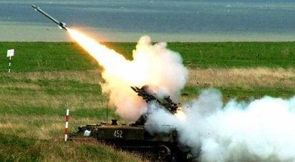 """我们有很多防空系统吗? SAM"""" Strela-10"""",SAM"""" Bagulnik""""和ZAK"""" Derivatsiya-PVO"""""""