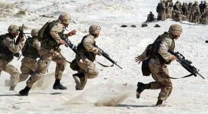 西方正在改变在国外使用军队的策略