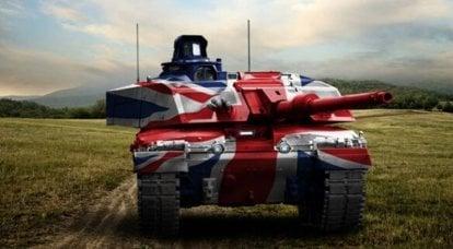 Se ha anunciado el número de tanques Challenger 3 pedidos para el ejército británico.